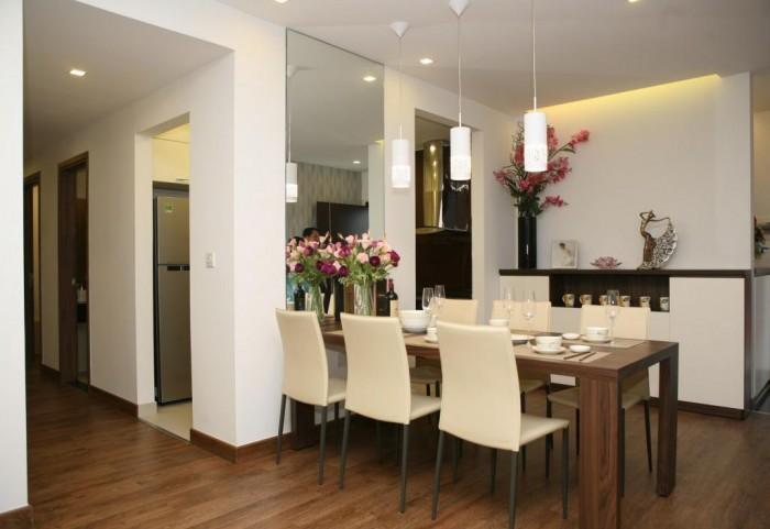 Bán chung cư Five star tầng 15 giá rẻ 22,5tr/m2. DT 73,89m2