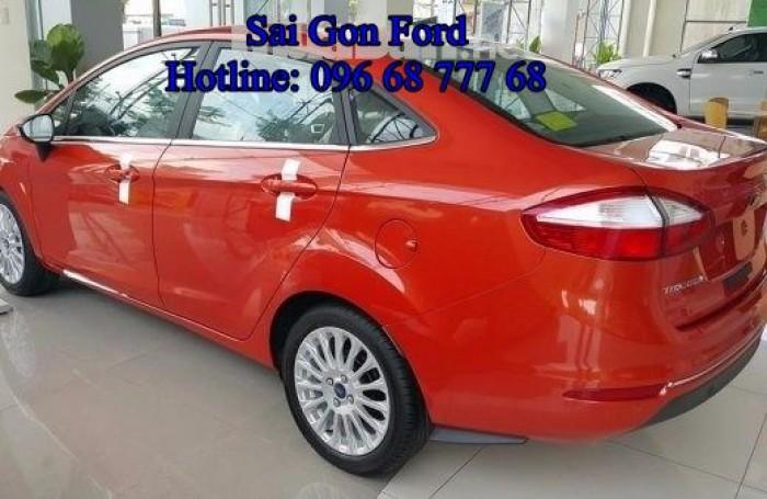 Ford Fiesta 2018 giá rẻ chỉ có tại Sài Gòn Ford - chi nhánh Ford Phổ Quang. Liên hệ Trung Hải | Giá xe Ford Fiesta 2018 lăn bánh sau khi trừ chi phí, thuế, giá Ford Fiesta sau thuế được Mr.Hải gửi đến bạn chỉ sau 1 cuộc gọi về 0966877768 (24/24), gọi ngay để cập nhật giá xe Ford Fiesta mới nhất