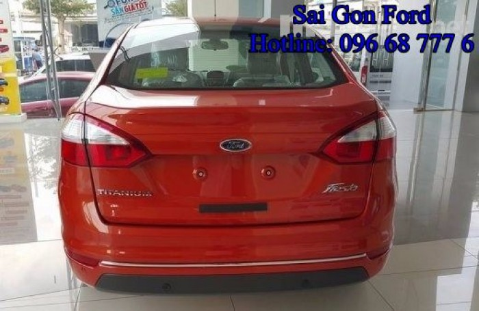 Bạn muốn mua xe Ford Fiesta mới 100%, hàng chính hãng chất lượng tài Sài Gòn | Liên hệ Trung Hải - 0966877768 (24/24) để nhận tư vấn ngay xe Ford Fiesta Sport 5 cửa, số tự động, chỉ 150 triệu, giao xe ngay và luôn