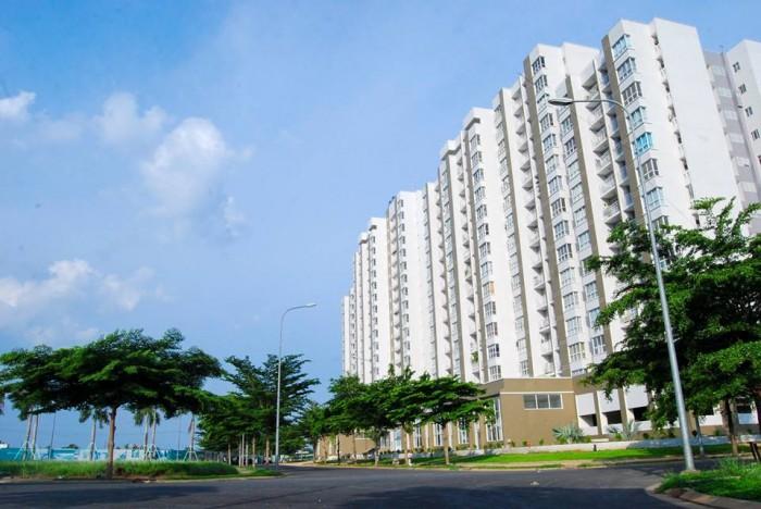 Căn hộ 2 PN ở liền đường Nguyễn Văn Linh, xã Bình Hưng, H. Bình Chánh.