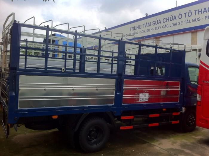 Xe tải hyundai hd98 5 tấn,hd99 6.4 tấn ,ngân hàng hỗ trợ 70%-80% vốn