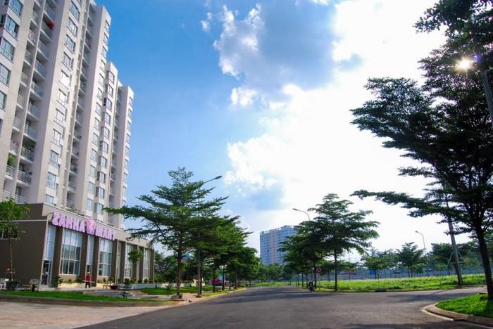 Căn hộ 2 PN ở liền Nguyễn Văn Linh, xã Phong Phú, H. Bình Chánh.