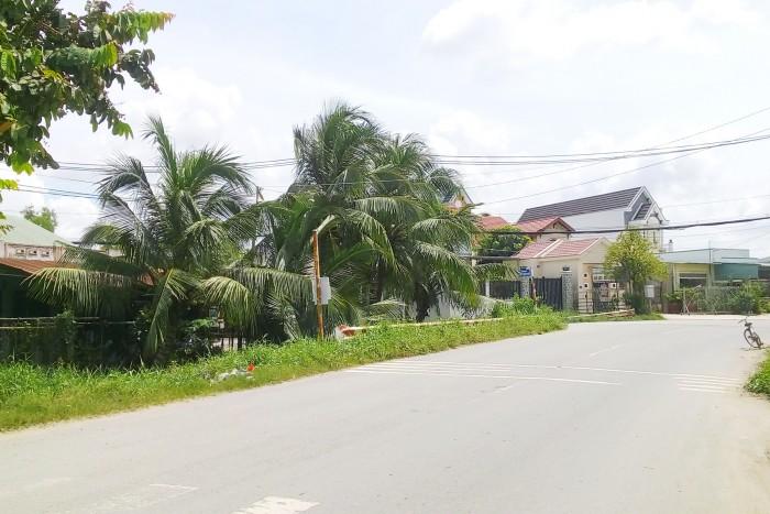 GIÁ QUÁ RẺ VỚI 393m2 đất xây biệt thự vườn mặt tiền đường Hương Lộ 11 Xã Quy Đức – Bình Chánh.