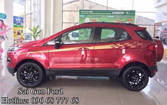 Khuyến mãi lớn Ford Ecosport 1.5L MT Trend, trả trước 150 triệu, giao xe ngay, trả góp lãi suất thấp