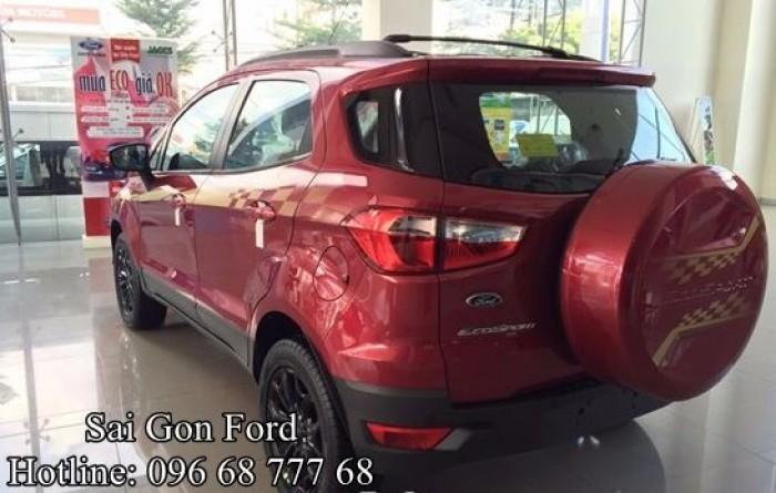 Khuyến mãi lớn Ford Ecosport 1.5L MT Trend, trả trước 150 triệu, giao xe ngay, trả góp lãi suất thấp 3