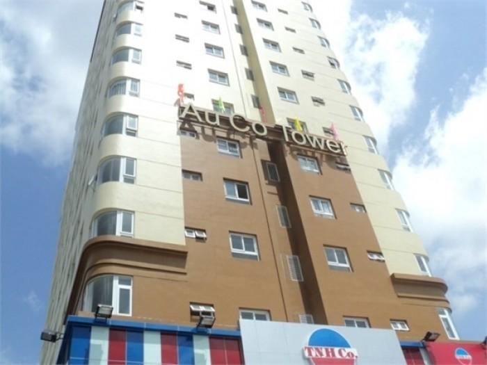 Cần bán căn hộ chung cư  Âu Cơ Tower  đường Âu Cơ, Q. Tân Phú dt 75m, 2 PN