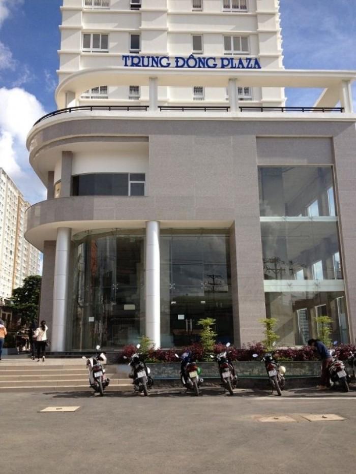Cần bán gấp căn hộ Trung Đông Plaza đường Trinh Đình Thảo, Q.Tân Phú, Dt 55m2 , 2 PN
