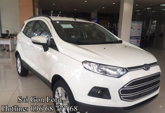Khuyến mãi Ford Ecosport Titanium 1.5L AT, trả trước 150 triệu, giao xe ngay, trả góp lãi suất thấp 2