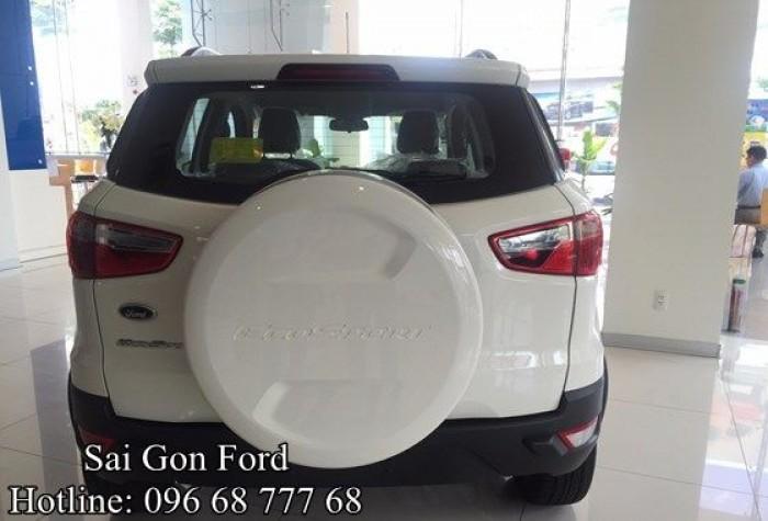 Khuyến mãi Ford Ecosport Titanium 1.5L AT, trả trước 150 triệu, giao xe ngay, trả góp lãi suất thấp 3