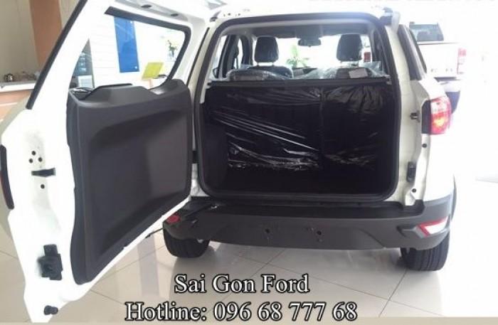 Khuyến mãi Ford Ecosport Titanium 1.5L AT, trả trước 150 triệu, giao xe ngay, trả góp lãi suất thấp 4