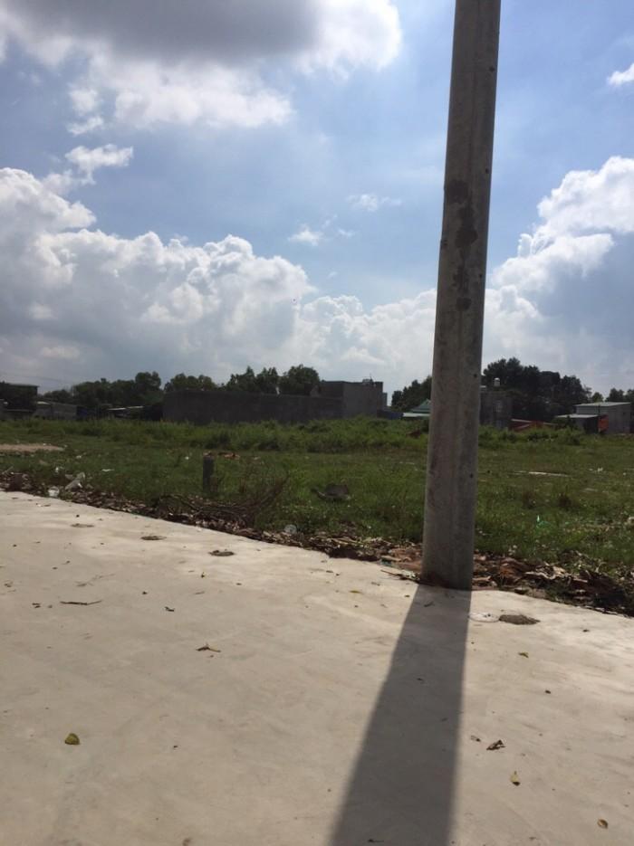 Còn duy nhất 1 lô đất đẹp, đường 12m, DT746 gần KCN lớn, xây trọ tuyệt đẹp 300m2
