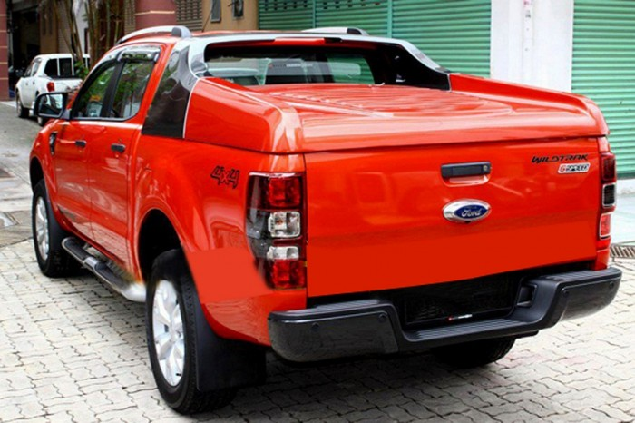 Ford Ranger Wildtrack 2.0L AT