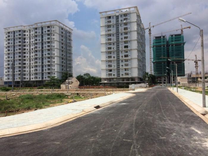 Bán đất đường CÂY KEO giá 24.5tr/m2 DT 62m2 thổ cư 100%