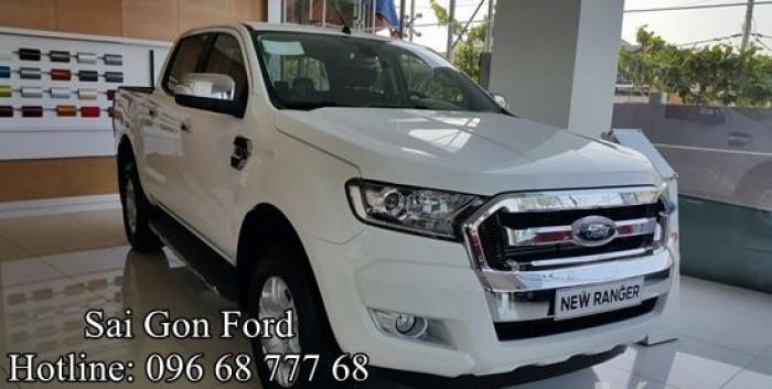 Chỉ cần 150 triệu sở hữu Ford Ranger XLT, số tự động, giao xe ngay tại Ford Gia Định