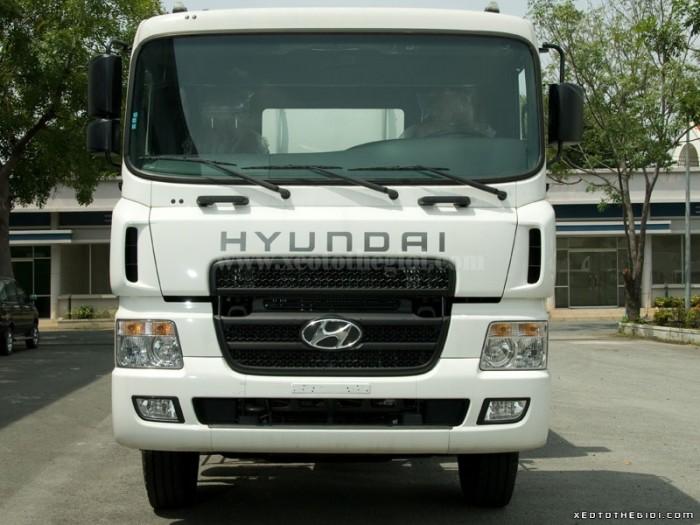 Xe Hyundai HD260 - Bồn chở Xăng Dầu 18.000 Lít