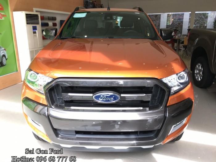 Cam kết đúng giá Ford Ranger Wildtrak 2.0L 2019, hỗ trợ trả góp, giao xe ngay.