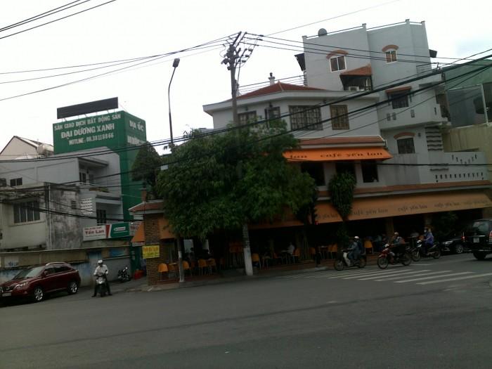 Bán nhà 2 mặt tiền diện tích 6x20m cấp 4 mặt tiền Nguyễn Đình Khơi, P.4, Q.Tân Bình