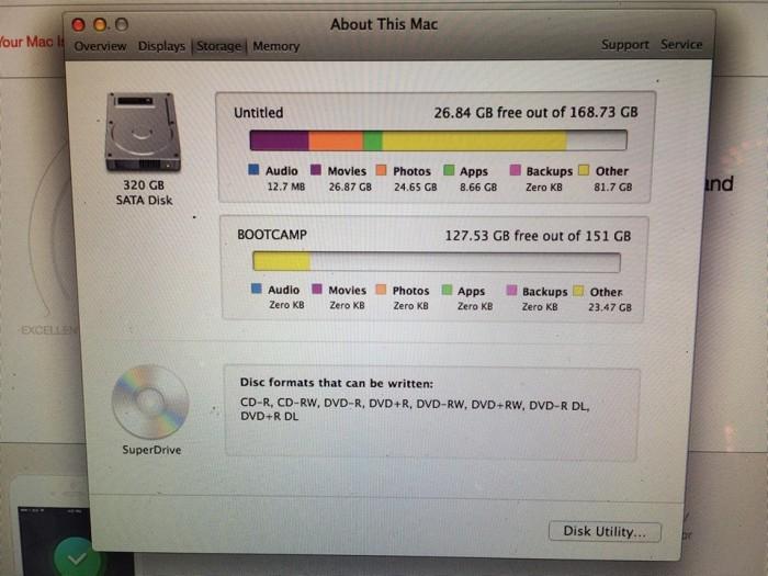Macbook Pro 2011 13