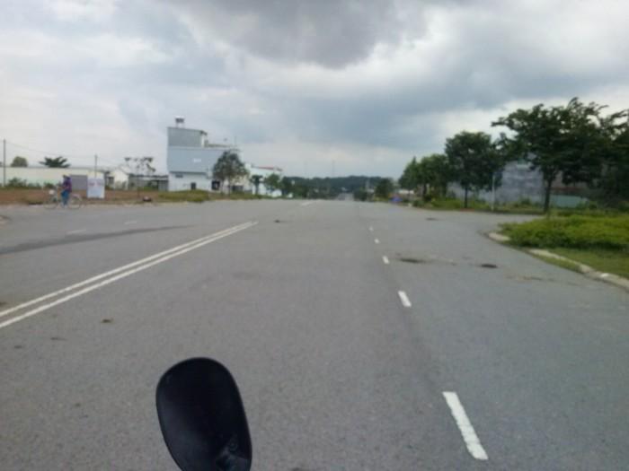 Đất dân cư, SHR, MT 50m, đường N2,, cơ sở hạ tầng hoàn thiện, LK Quận 2 sala,5*20m