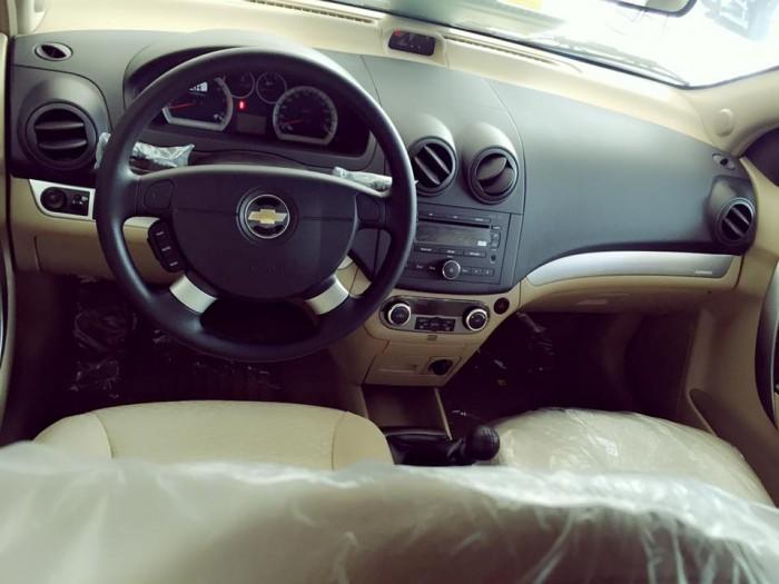 Chevrolet Aveo 2016 Đẳng cấp 5