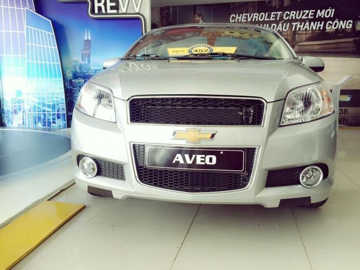 Chevrolet Aveo 2016 Đẳng cấp 9
