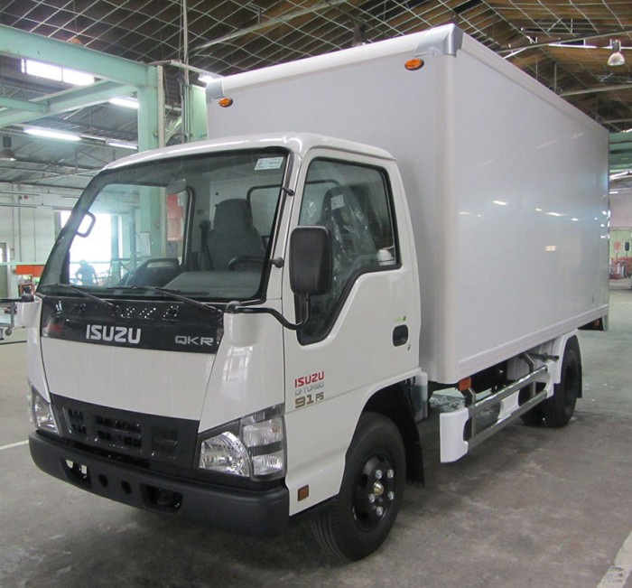 Xe tải 2tan2 thung kin