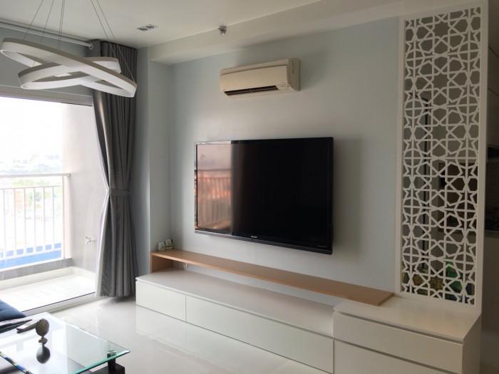 Cho thuê căn hộ cao cấp Sunrise City, Q.7, DT 124m2, 3PN, 1200$