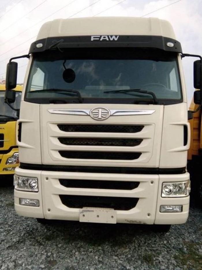 Xe tải Faw 4 chân