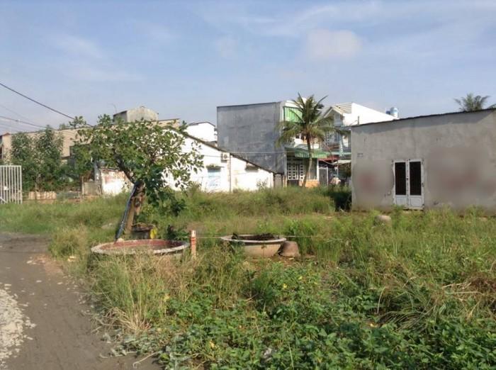 Cần bán lô đất mặt tiền 85.6m2 gần QL 13, Hiệp Bình phước, Thủ Đức giá chỉ 25.5tr/m2