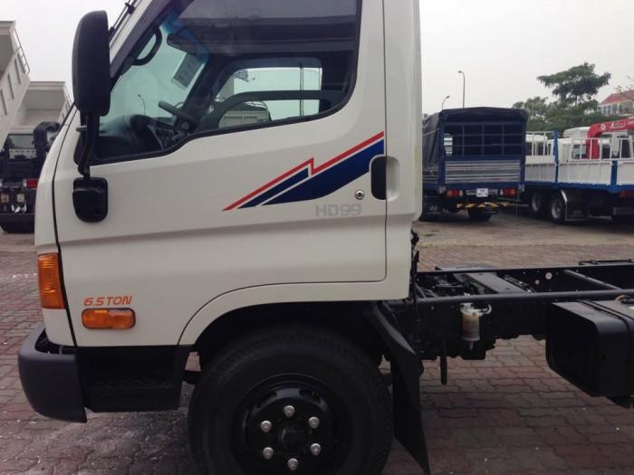 Xe tải thùng hyundai hd72 (3,5 tấn)