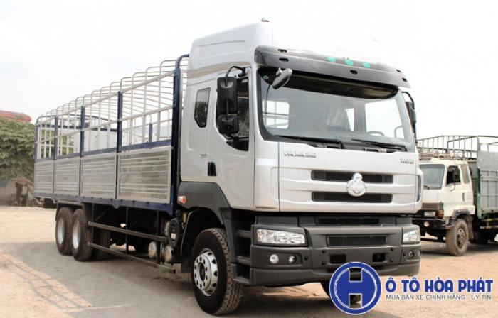 Xe tải chenglong 15t đang khuyến mãi dịp khai trương