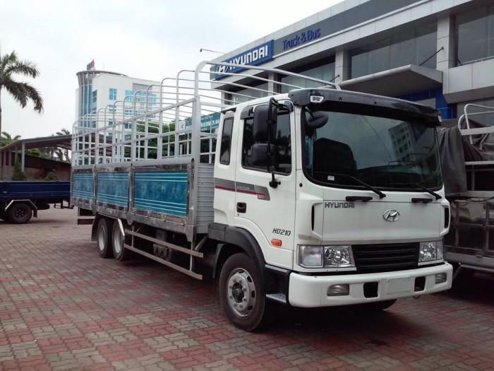 xe tải thùng hd210