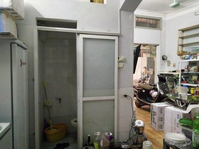 Bán nhà ngõ Ngọc Hà, Ba Đình dt 35m2 X 4t, mt 3,5m, giá 4,55 tỷ