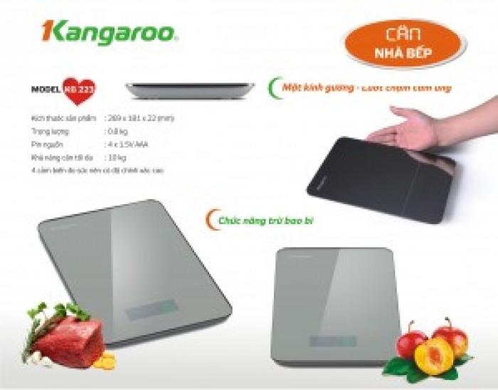 Cân nhà bếp Kangaroo KG-223, cân nhà bếp tiện dụng cho mọi nhà