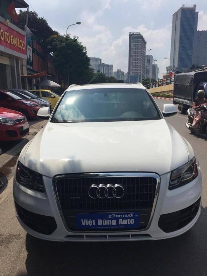 Bán xe Audi Q5 2011 trắng cực đẹp tại Hà Nội 3
