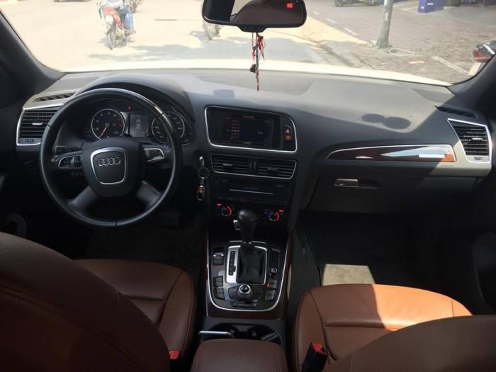 Bán xe Audi Q5 2011 trắng cực đẹp tại Hà Nội 5