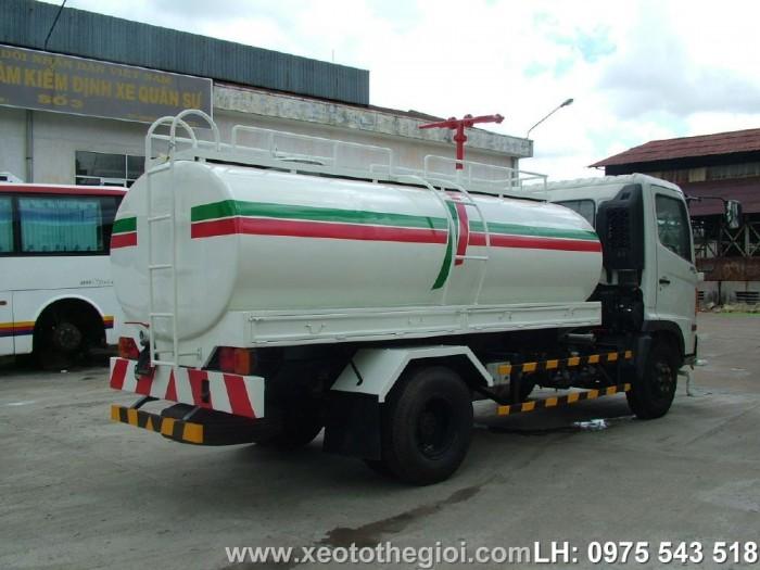 Bán xe xitec Hyundai bồn chứa xăng dầu HD310 Lorry, giá rẻ giao ngay