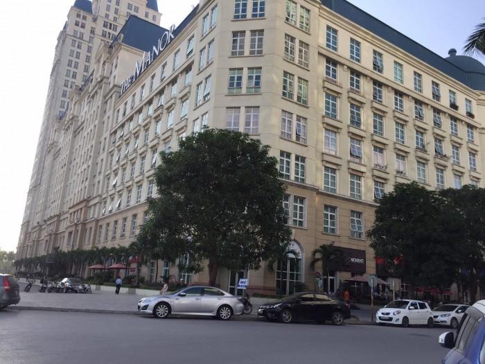 Bán nhà mặt đường Trần  Binh, Mỹ Đinh, Nam Từ Liêm, Kinh doanh tôt, cho thuê giá cao