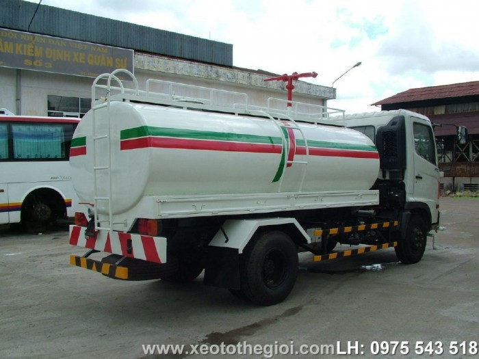 Xe Hyundai HD310 - Bồn chở Xăng Dầu 22.000 LítXe Hyundai HD310 - Bồn chở Xăng Dầu 22.000 Lít