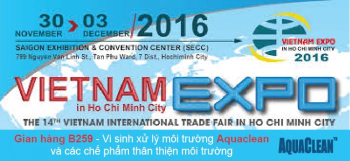Sản phẩm công nghệ thân thiện môi trường tại Hội chợ Thương mại Quốc tế Việt Nam lần thứ 14 – Vietnam Expo 2016