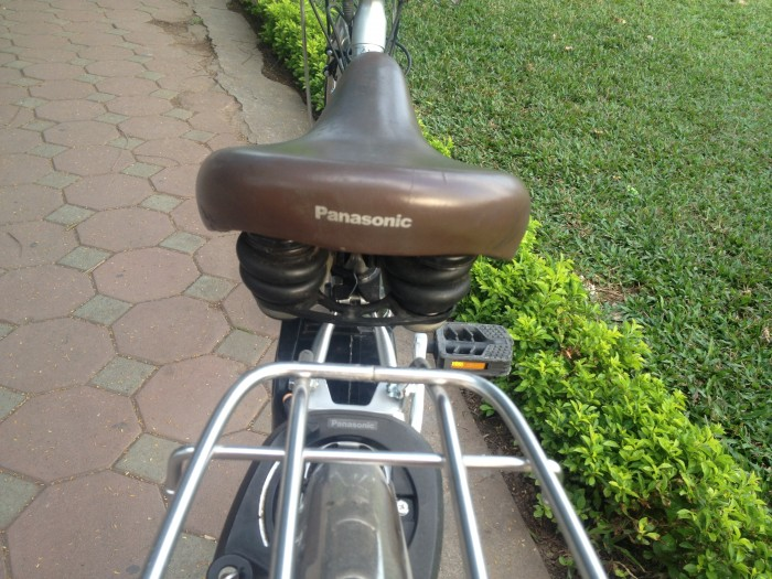 Xe đạp trợ lực Panasonic ViVI DX