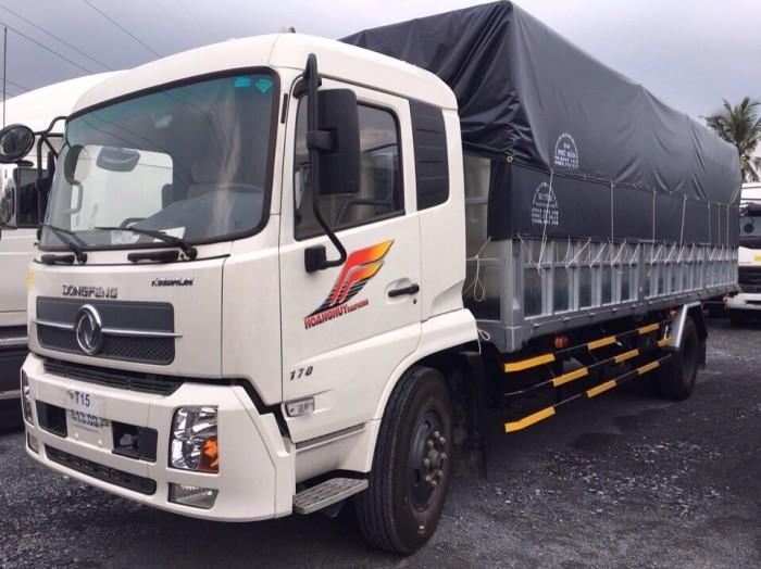 Đại lý xe tải Dongfeng Hoàng Huy B170 giá rẻ