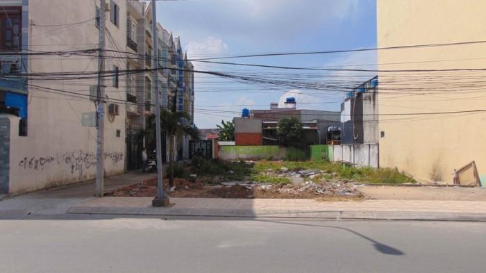 Đất mặt tiền đường 10m Hiệp Thành, 149m2, xây tự do,tiện mở nhà hàng,
