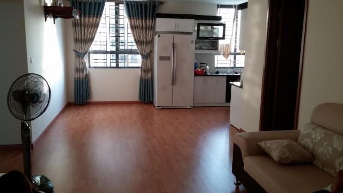Cho thuê chung cư Tân Tây Đô diện tích 83m, 3PN, đủ đồ giá 3.5 triệu.