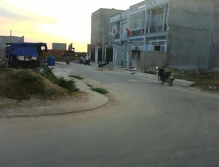 Bán đất 2 MT LÔ GÓC đường nhánh Lê văn khương - SHR, chính chủ