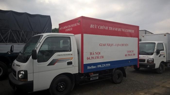 THACO FRONTIER125 1,25 tấn thùng kín