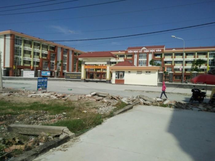 Bán đất đối diện trường trung học cơ sở thuận giao, thuận an, bd