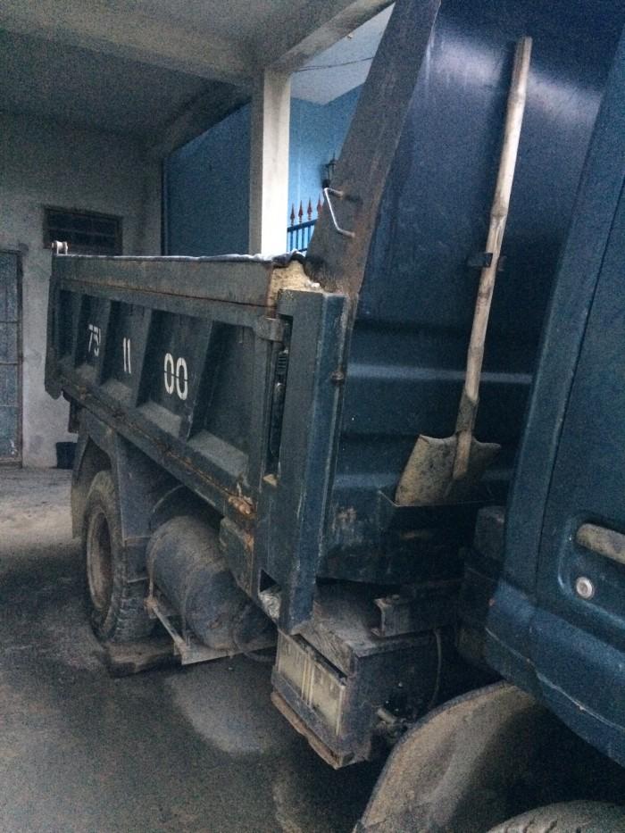 Bán xe tải ben 2.35 tấn hiệu Việt- Trung