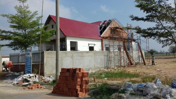 Đất thổ cư quận Bình Tân, Bình Hưng Hòa B. 8m x 25m. 2 sẹc Quốc lộ 1A