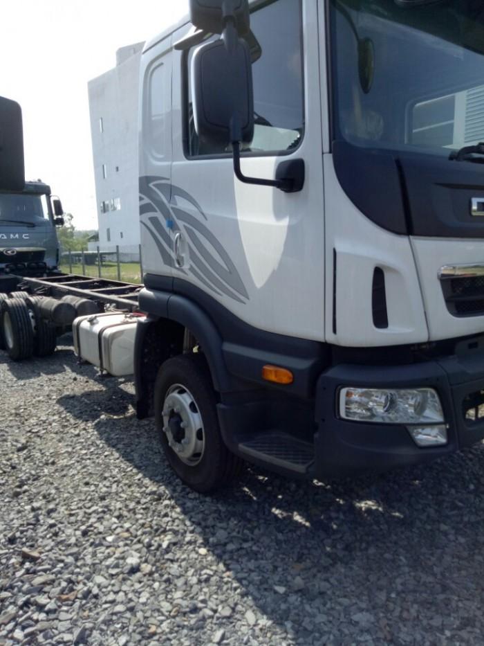 Xe tải daewoo 3 chân 15 tấn 5 siêu khuyến mãi